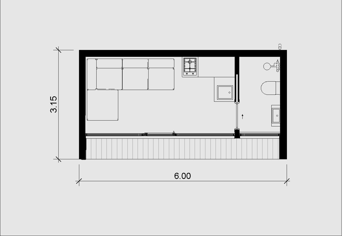 12 m²