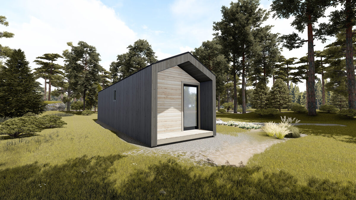 DZENIS 29 m²