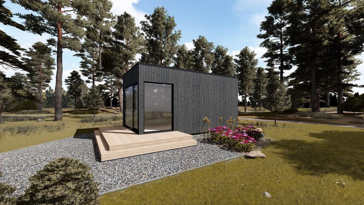 ŪPIS 15 m²