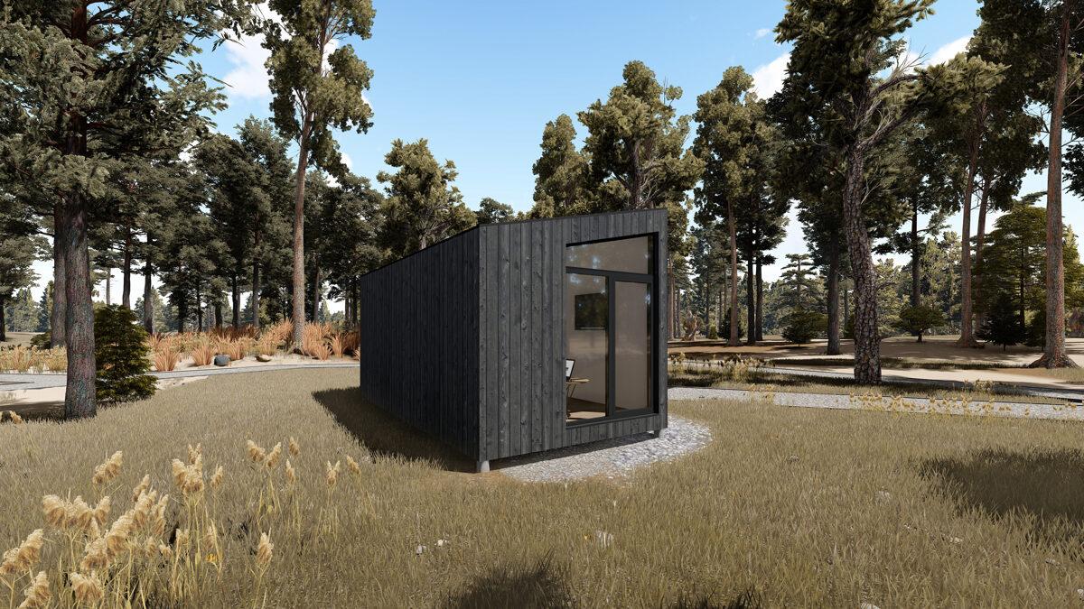 DZEGUZE 15 m²