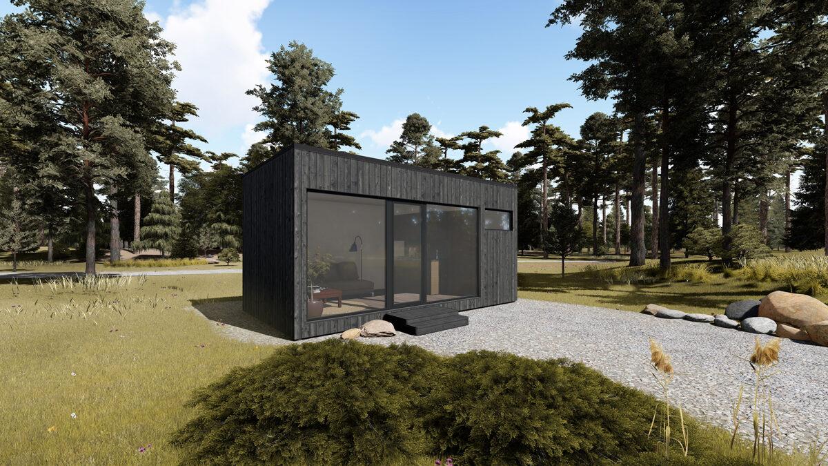 15 m²