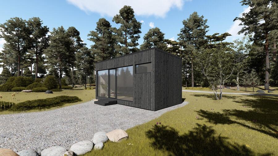 ZĪRIŅŠ 15 m²
